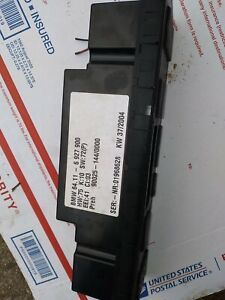 BMW E53 X5 DIGITAL CLIMATE CONTROL AC HEATER UNIT WITH REAR VENTILATION 2000 2001 2002 2003 2004 2005 2006 18-PIN 64116926882