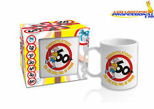 60th BIRTHDAY MUG FOR MEN READY GIFT IN A BOX PRESENT - 300ml