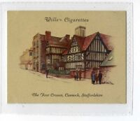 (Jc2423-100)  WILLS,OLD INNS,2ND SERIES,THE FOUR CROSSES,1939#14