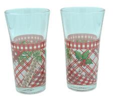 Hutschenreuther Märchenwald  Set 2 Latte Macciato Glas Trinkglas Weihnachten