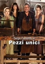 Pezzi Unici - Stagione 1 (3 DVD) - ITALIANO ORIGINALE SIGILLATO -
