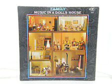 "Family - Music In A Doll's House 12"" Lp 1968 / Stereo"