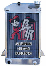 "1957-1964 Triumph TR2 -TR3 -TR3A -TR3B TR-4 Aluminum Radiator ""Made in USA"""