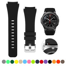 Silicone Bracelet Watch Replacement For Samsung Gear S3 22 Frontier Classic Band
