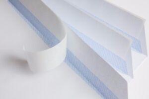 Peel & Seal 50 DL Plain White Opaque Privacy Letter Envelopes 110 x 220mm