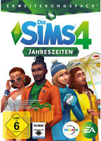 Die SIMS 4 Jahreszeiten CD Key Seasons Add-On EU EA Origin DLC PC DOWNLOAD CODE
