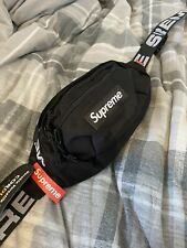 SUPREME WAIST BAG SS18 CROSS BODY BUM BAG