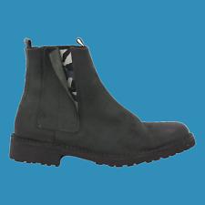 DIESEL D-Pit Chelsea  Men's Dark Shadow Ankle Boots Size 12