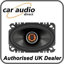 "JBL CLUB 6420 - 4""x6"" 2-Way Coaxial Car Audio Door Shelf Speakers 75 Watts"