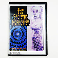 THE SADISTIC HYPNOTIST 1969 Cult B-Movie Hypnosis DVD 1960's Hypnotism Film