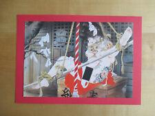 Bondage-Sklavin-Erotik-Japan - Nr.7802-R - DIN A4