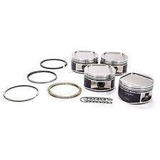 WISECO FORGED 92.5MM PISTONS FOR 02-05 SUBARU IMPREZA WRX EJ20 EJ205 2.0L TURBO