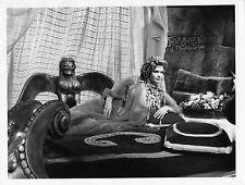 Photo originale Jayne Mansfield Gli amori di Ercole peplum