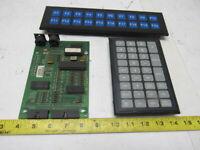 Intecolor/Allen Bradley 140075-030 Circuit Board w/Key Pad Operator Interface