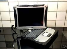 Notebook e portatili toughbook di versione sistema operativo tablet PC