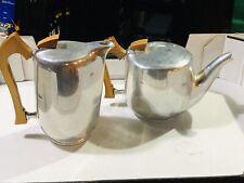 Vintage Picquot Coffee and Tea Pots
