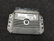 2013 Dacia Duster 1.6 Petrol Engine ECU V29011752A 237100740R 237101830R