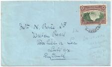 Southern Rhodesia 1939 Victoria Falls 2d Penhalonga 30 Jan