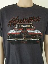 HOLDEN Monaro Car Mens Size L Large Official Licenced Tee Tshirt Grey