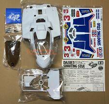 Tamiya 43011 1:14 QD Quick Drive Dash-3 Shooting Star/46009 Body Parts Set (NIB)
