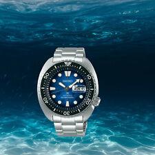 ** Seiko Men's Prospex King Turtle Save The Ocean Watch SRPE39