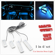 Universal Refit Car Interior Ambient Light Door Bowl Handle Atmosphere Light 12V