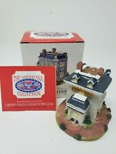 Liberty Falls Americana Collection AH33 Daily News Office & Plant 1993
