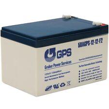 12V 12AH Modified Power Wheels Battery