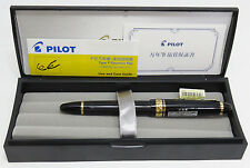 "PILOT ""CUSTOM 823 - Plunger Type /TransparentBlack"" (nib : Medium)"