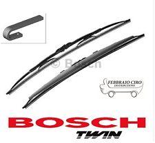 2X SPAZZOLE TERGICRISTALLO BOSCH 3397118561 TWIN SPOILER 500S 500mm MG MGF