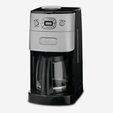 Cuisnart AUTOMATIC GRIND & BREW 12-CUP COFFEEMAKER DGB-625EC