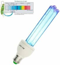 UV Germicidal 254 nm Light Bulb UVC Ultraviolet lamp E26/E27 Base In Stock - NY