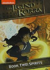 Legend Of Korra: Book Two - Spirits (2014, DVD NIEUW)2 DISC SET