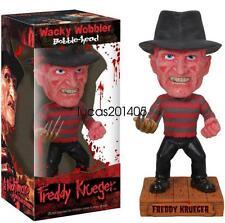 a Nightmare on Elm Street Funko Freddy Krueger Wacky Wobbler Bobble- Head