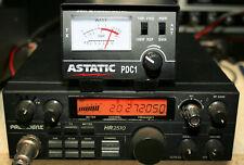 Vintage President HR2510 10-11 Meter Radio with Factory Microphone