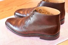 Superb Crockett and Jones Brecon chukka boots in UK size 7.5 with dainite soles