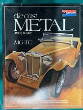 Mg-Tc Diecast Metal & Plastic Model Kit Monogram 1977 1:24