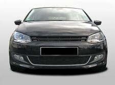 For VW Polo MK5 5 6R Badgeless Debadged Front Sport Hood Bumper Grill   09-