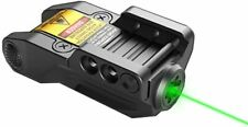 Low Profile Rechargeable Green Laser Sight, for Handgun, Pistol, Rifle with Rail