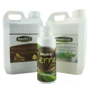 Neutro Aquarium Plant Fertiliser Set - Low tech (Large) with TerraTabs (x50)
