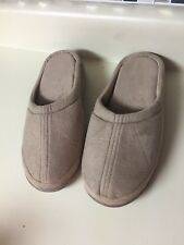 LL WALKFIT Beige House Slippers As Seen On Tv Size S New
