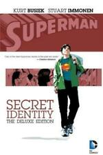 Superman Secret Identity Deluxe Edition by Kurt Busiek: Used