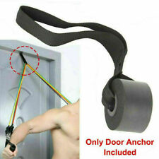Training Exercise Over Door Anchor Resistance Bands Home Fitness Elastic Band