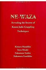 New Martial Arts Judo Newaza Groundwork Techniques Sport Book 1st Edition 2013