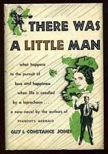 Guy Pearce JONES, Constance Bridges Jones / There Was a Little Man 1st ed 1948