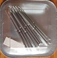 TRADE 10x GENUINE OMEGA Seamaster 1503-825 1504-826 Bracelet Clasp Link Pin