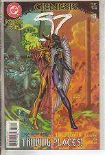 DC Comics Sovereign Seven #27 October 1997 Genesis NM