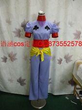 free shipping Hunter X Hunter Hisoka Cosplay Costume