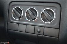 VW Golf 3 III Vento 3 III Aluringe Alu Klimaanlage/Heizung GTI VR6 CABRIO