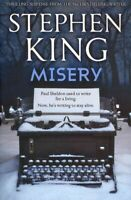 Misery, Paperback by King, Stephen, ISBN-13 9781444720716 Free P&P in the UK